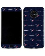 Houston Texans Blitz Series Moto X4 Skin