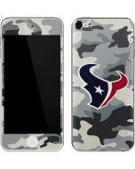 Houston Texans Camo Apple iPod Skin