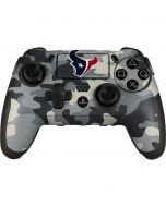 Houston Texans Camo PlayStation Scuf Vantage 2 Controller Skin