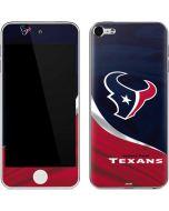 Houston Texans Apple iPod Skin