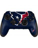 Houston Texans Large Logo PlayStation Scuf Vantage 2 Controller Skin