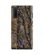 Houston Texans Realtree AP Camo Galaxy Note 10 Pro Case