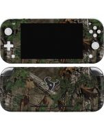 Houston Texans Realtree Xtra Green Camo Nintendo Switch Lite Skin
