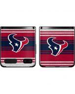 Houston Texans Trailblazer Galaxy Z Flip Skin