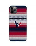 Houston Texans Trailblazer iPhone 11 Pro Max Lite Case