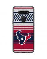 Houston Texans Trailblazer LG K51/Q51 Clear Case