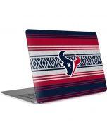 Houston Texans Trailblazer Apple MacBook Air Skin