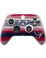 Houston Texans Trailblazer Xbox Series S Controller Skin