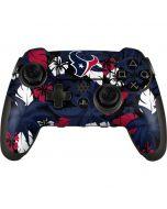 Houston Texans Tropical Print PlayStation Scuf Vantage 2 Controller Skin