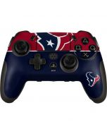 Houston Texans Zone Block PlayStation Scuf Vantage 2 Controller Skin