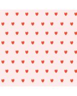 Pink and Red Hearts LifeProof Nuud iPhone Skin