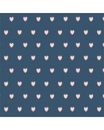 Blue and Pink Hearts iPhone 8 Plus Cargo Case