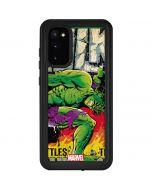Hulk Battles The Inhumans Galaxy S20 Waterproof Case