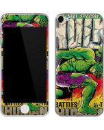 Hulk Battles The Inhumans Apple iPod Skin