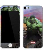 Hulk Flexing Apple iPod Skin