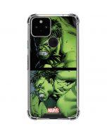 Hulk Google Pixel 5 Clear Case