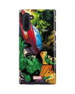 Hulk in Action Galaxy Note 10 Pro Case