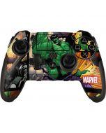 Hulk in Action PlayStation Scuf Vantage 2 Controller Skin