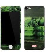 Hulk is Ready for Battle Apple iPod Skin