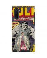 Hulk Joe Fixit Galaxy Note 10 Pro Case