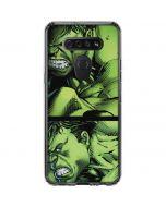 Hulk LG K51/Q51 Clear Case