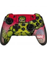 Hulk Marvel Fanfare PlayStation Scuf Vantage 2 Controller Skin