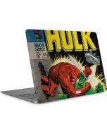 Hulk vs Raging Titan Apple MacBook Air Skin