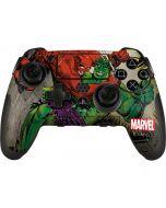 Hulk vs Raging Titan PlayStation Scuf Vantage 2 Controller Skin