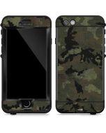Hunting Camo LifeProof Nuud iPhone Skin