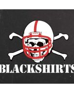 Nebraska Blackshirts Skull iPhone 8 Plus Cargo Case