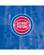 Detroit Pistons Hardwood Classics Xbox One Controller Skin
