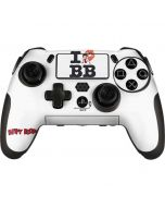 I Love BB PlayStation Scuf Vantage 2 Controller Skin
