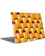 Ice Cream with Shades Apple MacBook Air Skin