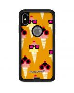 Ice Cream with Shades Otterbox Commuter iPhone Skin
