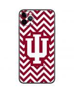 Indiana Chevron Print iPhone 11 Pro Max Skin