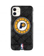 Indiana Pacers Dark Rust iPhone 11 Lite Case
