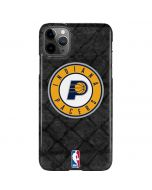 Indiana Pacers Dark Rust iPhone 11 Pro Max Lite Case