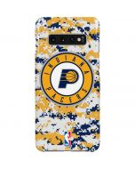 Indiana Pacers Digi Camo Galaxy S10 Plus Lite Case