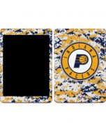 Indiana Pacers Digi Camo Apple iPad Skin