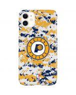 Indiana Pacers Digi Camo iPhone 11 Lite Case