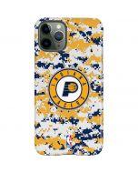 Indiana Pacers Digi Camo iPhone 11 Pro Lite Case