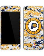 Indiana Pacers Digi Camo Apple iPod Skin