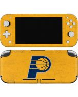 Indiana Pacers Distressed Nintendo Switch Lite Skin