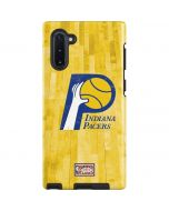 Indiana Pacers Hardwood Classics Galaxy Note 10 Pro Case