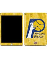 Indiana Pacers Hardwood Classics Apple iPad Skin