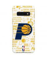 Indiana Pacers Historic Blast Galaxy S10 Plus Lite Case