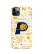 Indiana Pacers Historic Blast iPhone 11 Pro Max Lite Case