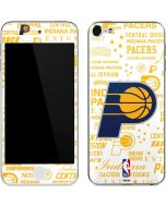 Indiana Pacers Historic Blast Apple iPod Skin