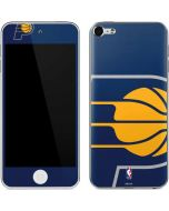 Indiana Pacers Large Logo Apple iPod Skin