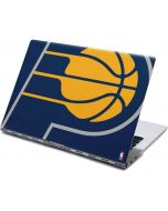 Indiana Pacers Large Logo Yoga 910 2-in-1 14in Touch-Screen Skin